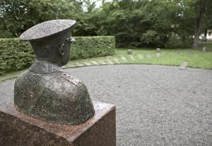 Minnesmärke över Folke Bernadotte