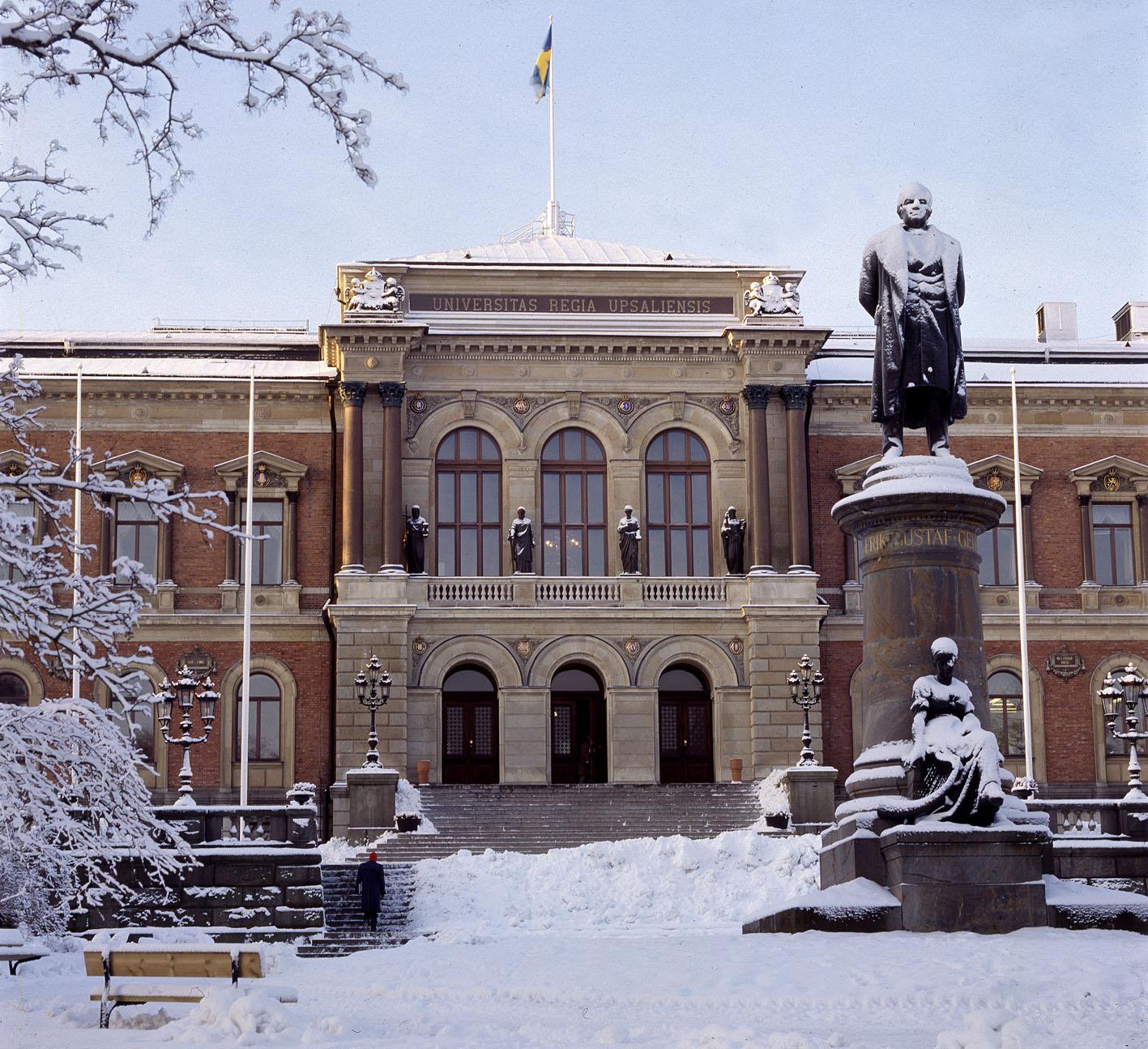 Universitetshuset uppsala universitet