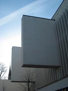 Västmanlands-Dala nationshus, detalj