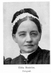 Ebba Boström