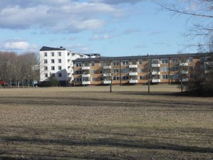 Kvarteret Diset, Gränby. Foto: Marja Eriksson, Upplandsmuseet