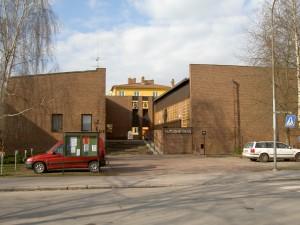 Almtunakyrkan.  Foto: Ulf Klingström (CC-BY 3.0)