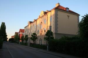 Föreningshus, Brf Ymer på Ymergatan 7A-B från 1924. Foto: Brf Ymer