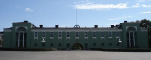 Vaksalaskolan. Foto: Public domain