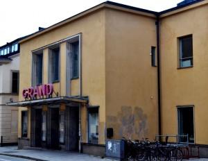 Grandbiografen. Foto: Uppsala kommun