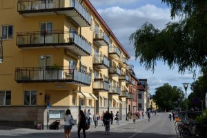 Östra Ågatan 15. Foto: Uppsala kommun