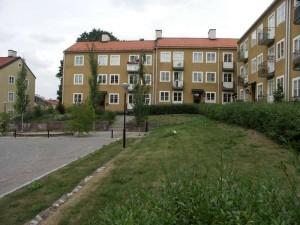 Studentstaden. Foto: Marja Erikson, Upplandsmuseet, 2006