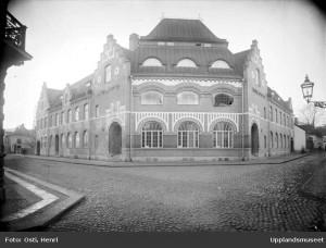 Sprithandelsbolaget, 1909. Foto: Henri Osti