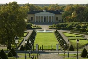 Linneanum och Botaniska trädgården.  Foto: Per Enström Licens: CC BY-SA 3.0