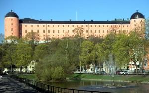 Uppsala slott. Foto: David Castor